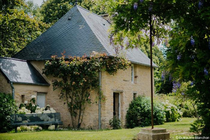 Maison des mariés Manoir de Chivré Normandie