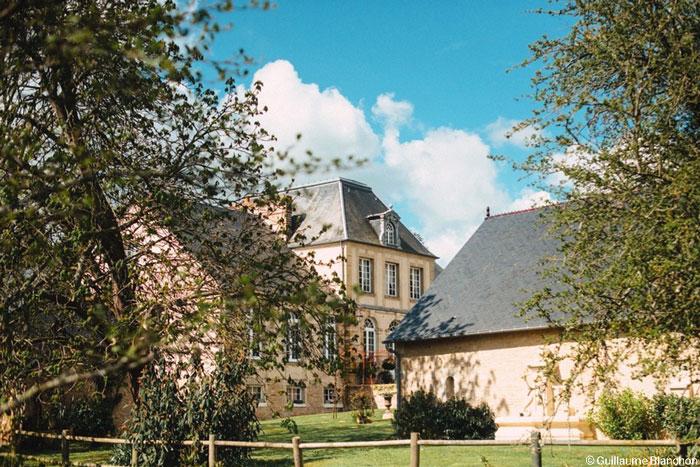 Manoir de Chivré Normandie