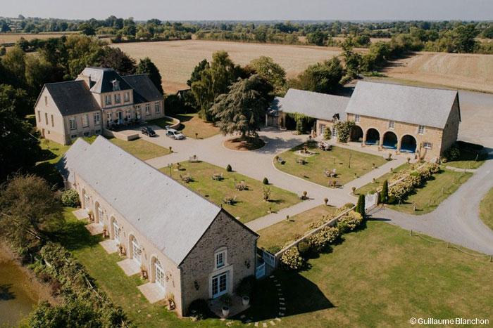 Domaine du Manoir de Chivré en Normandie Guillaume Blanchon