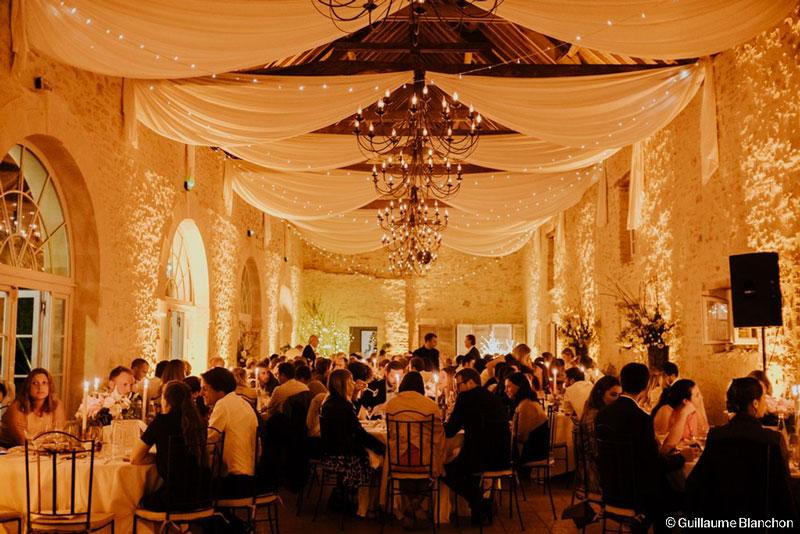 diner mariage manoir de chivre guillaume blanchon