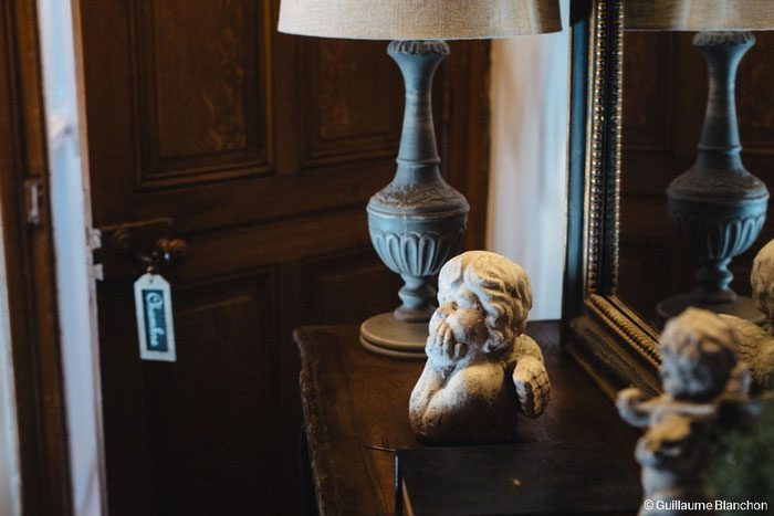 Manoir de Chivré chambre en Normandie